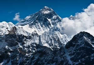 Top 10 Mountains of Nepal : Mount Everest